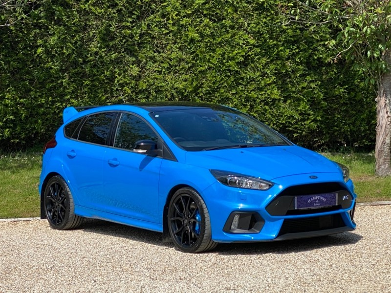 used Ford Focus RS in surrey