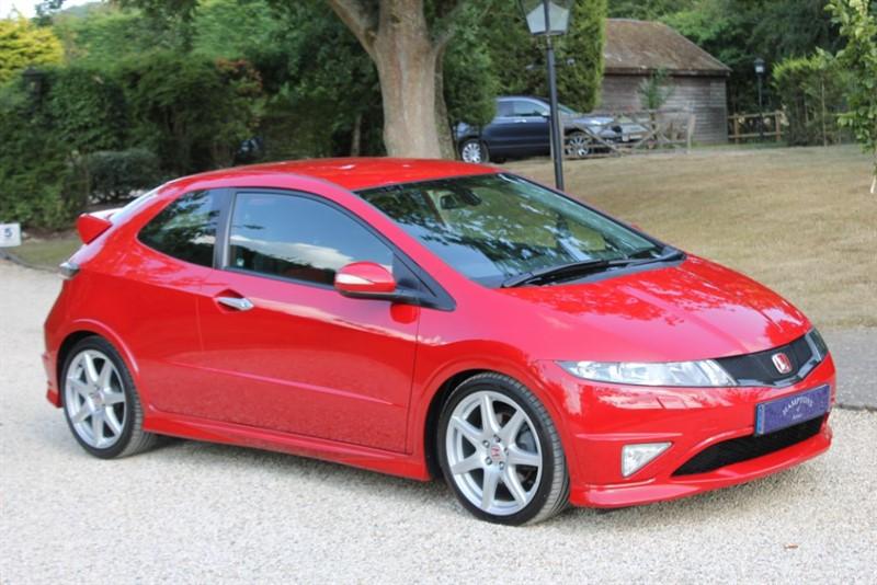 used Honda Civic I-VTEC TYPE-R GT in surrey