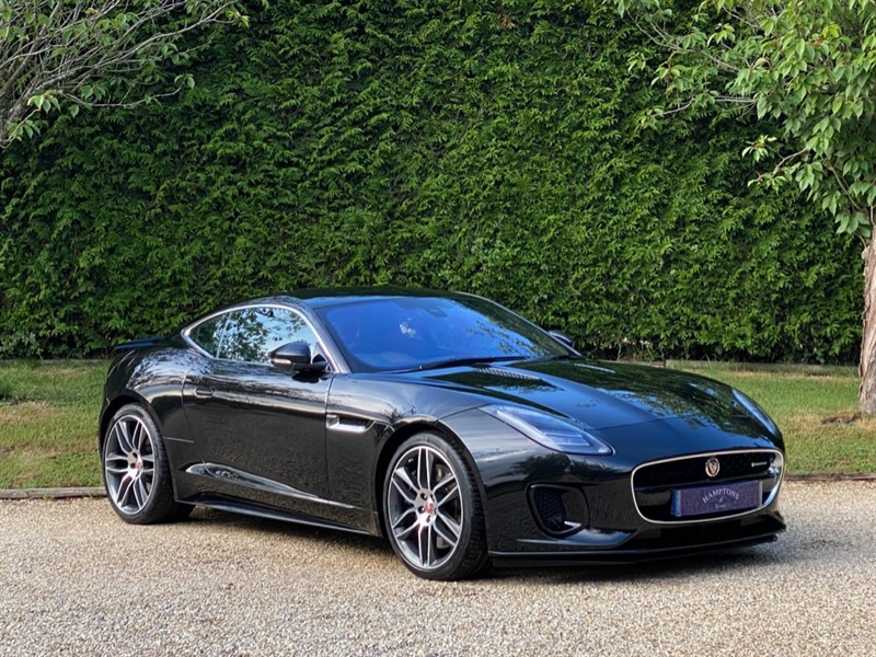 used Jaguar F-Type V6 R-DYNAMIC in surrey