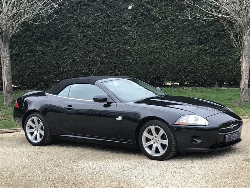 used Jaguar XK CONVERTIBLE in surrey