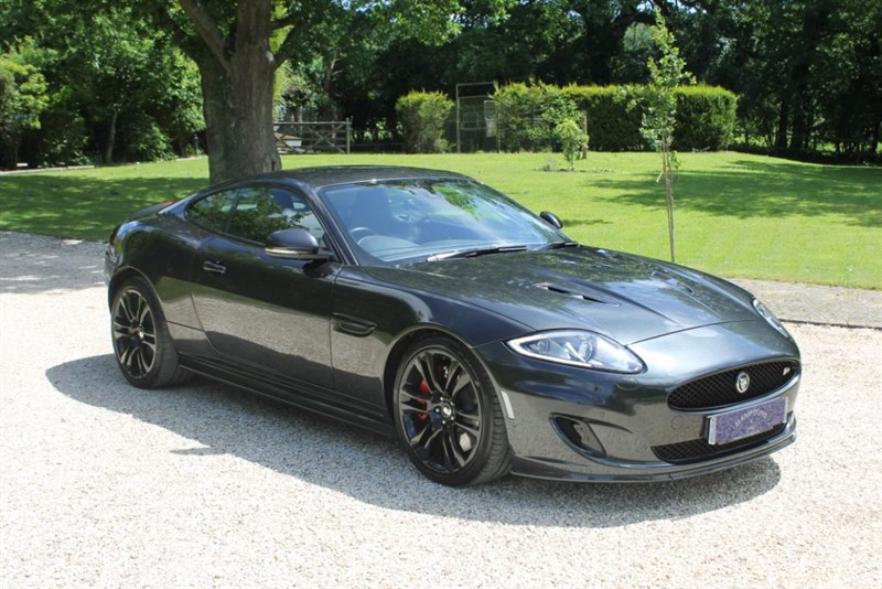 used Jaguar XK R in surrey