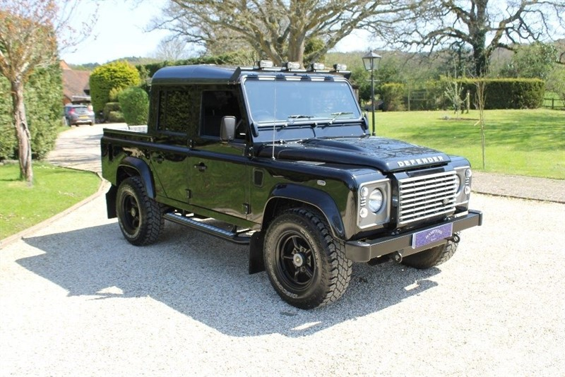 used Land Rover Defender 110 TD XS DCB in surrey