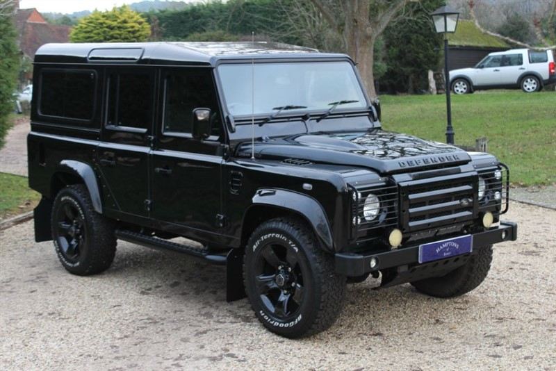 used Land Rover Defender 110 TD XS STATION WAGON in surrey