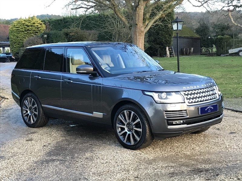 used Land Rover Range Rover SDV8 AUTOBIOGRAPHY in surrey