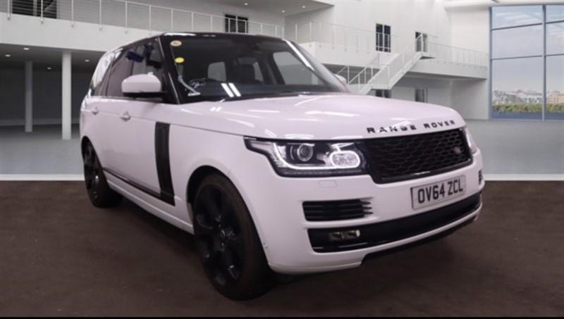 used Land Rover Range Rover SDV8 VOGUE SE in surrey