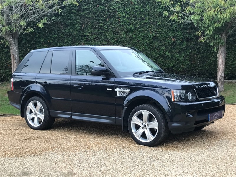 used Land Rover Range Rover Sport SDV6 HSE LUXURY in surrey