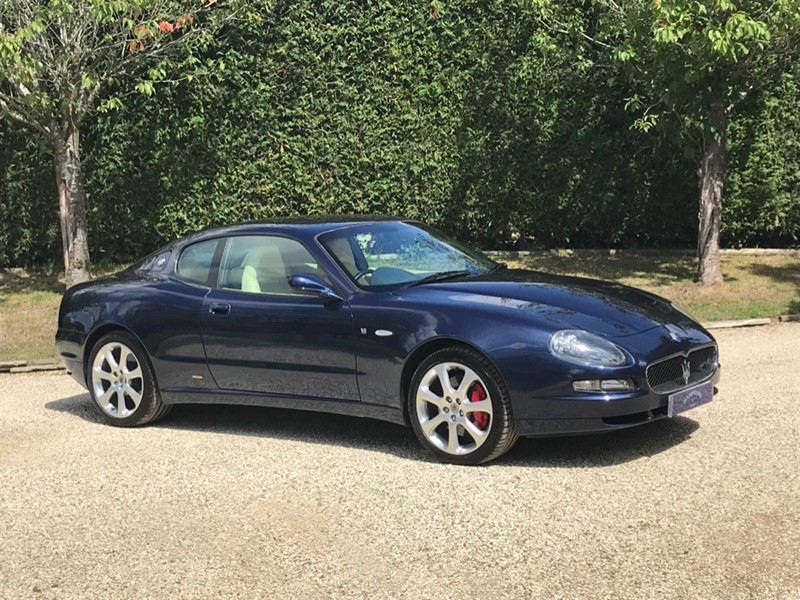 used Maserati Coupe V8 CAMBIO CORSA in surrey