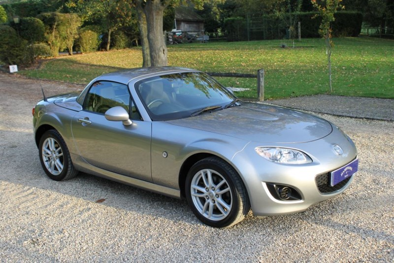 used Mazda MX-5 I ROADSTER SE in surrey