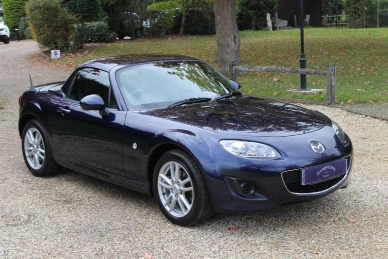 used Mazda MX-5 I ROADSTER SE in surrey