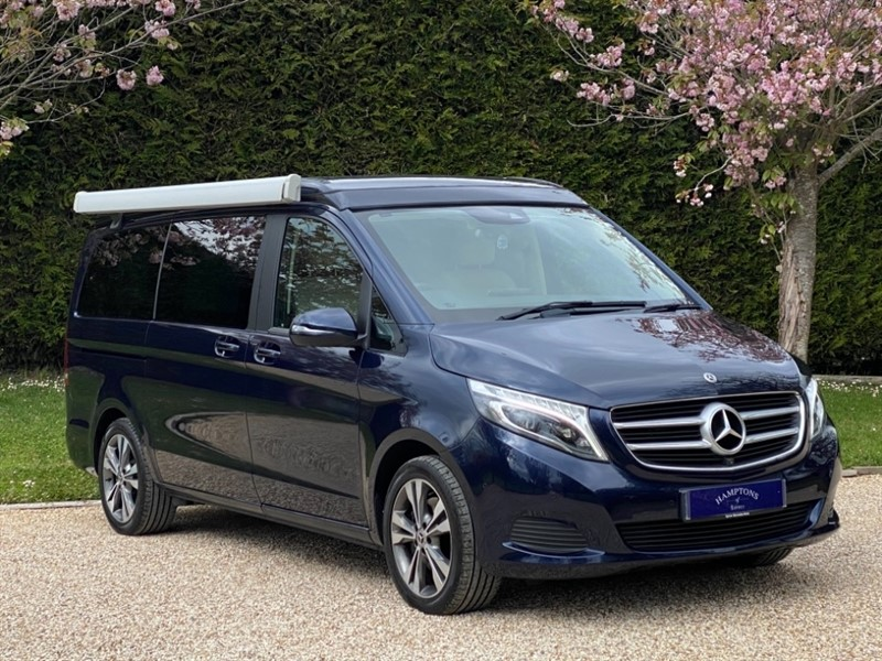 used Mercedes 250 V  D SPORT MARCO POLO in surrey