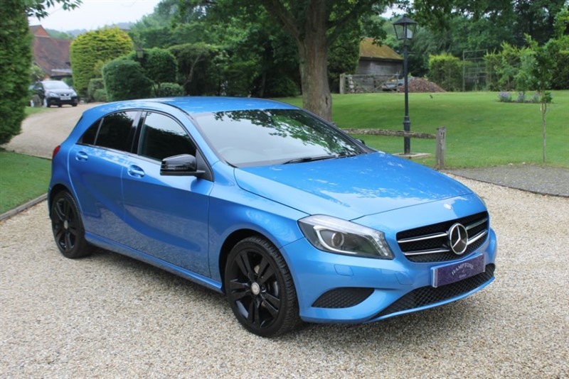 used Mercedes A180 CDI BLUEEFFICIENCY SPORT in surrey