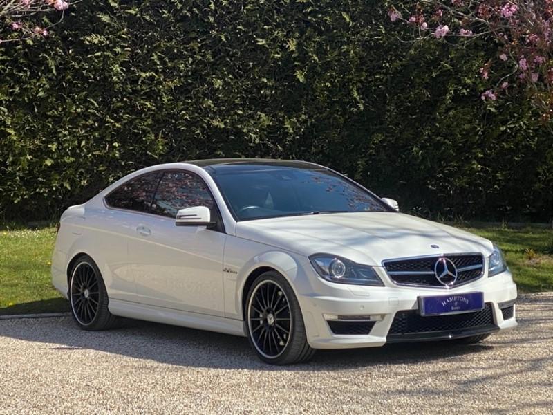 used Mercedes C63 AMG in surrey