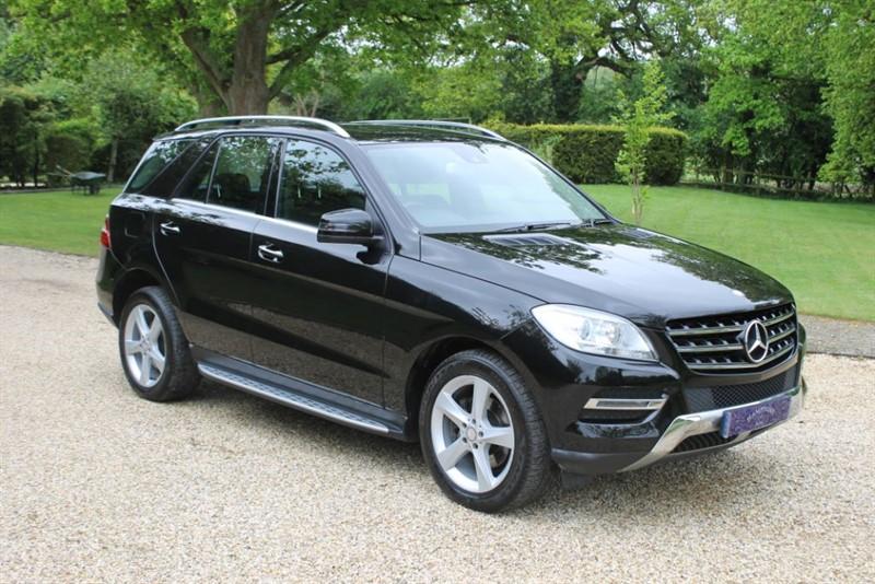 used Mercedes ML250 BLUETEC SE in surrey