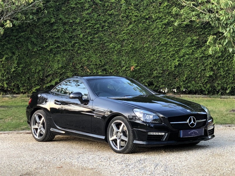 used Mercedes SLK55 AMG SLK55 AMG in surrey