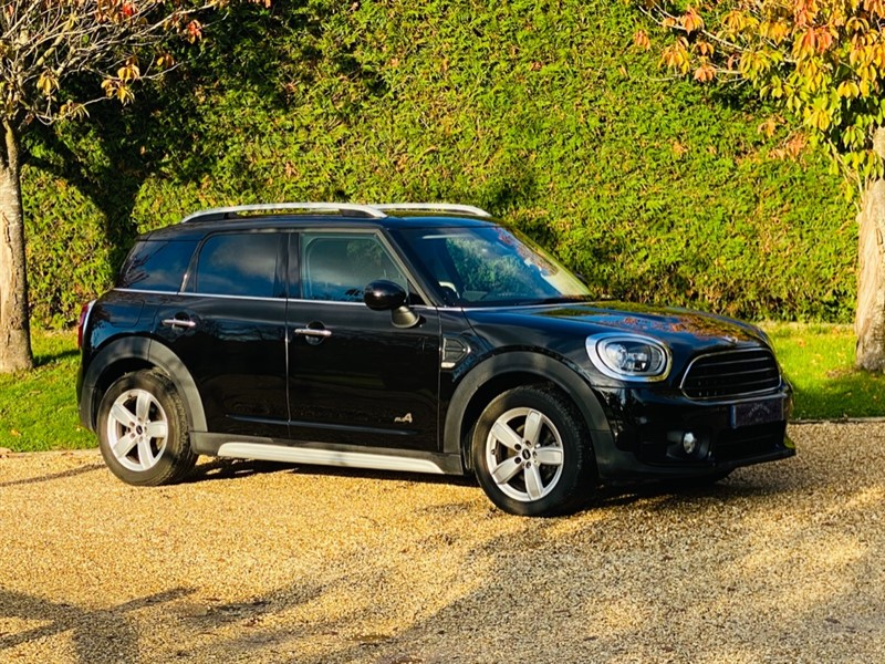 used MINI Countryman COOPER ALL4 in surrey