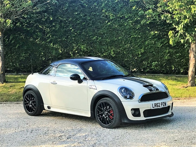 used MINI Coupe COOPER S in surrey