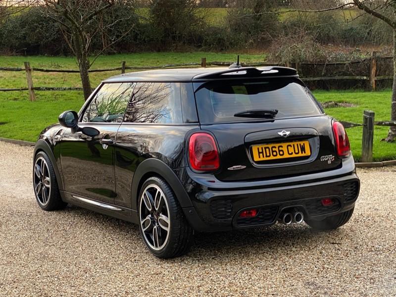 Used Black Mini John Cooper Works For Sale Surrey