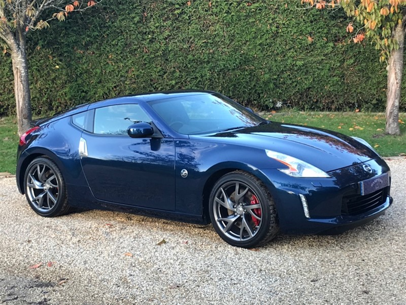 used Nissan 370Z V6 GT in surrey