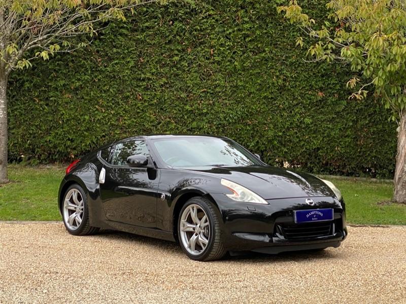 used Nissan 370Z V6 GT in surrey