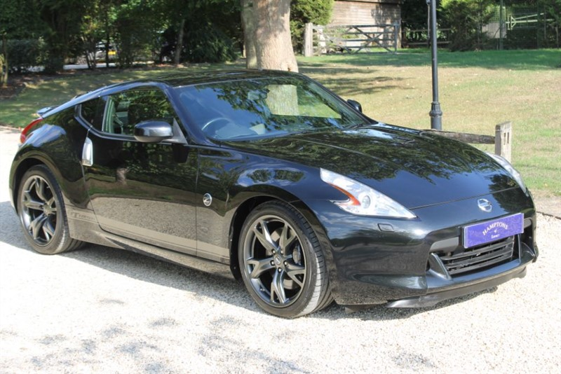 used Nissan 370Z V6 GT EDITION in surrey