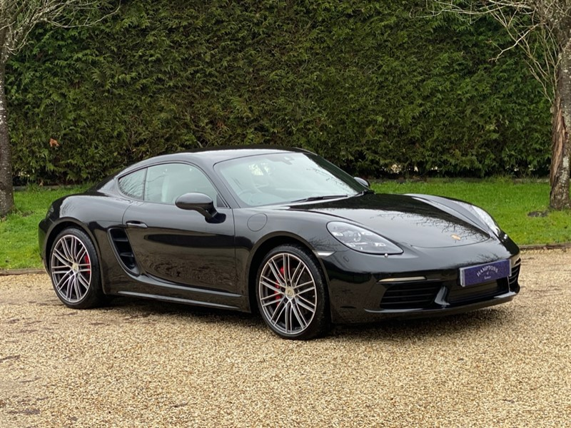 used Porsche 718 Cayman CAYMAN S PDK in surrey