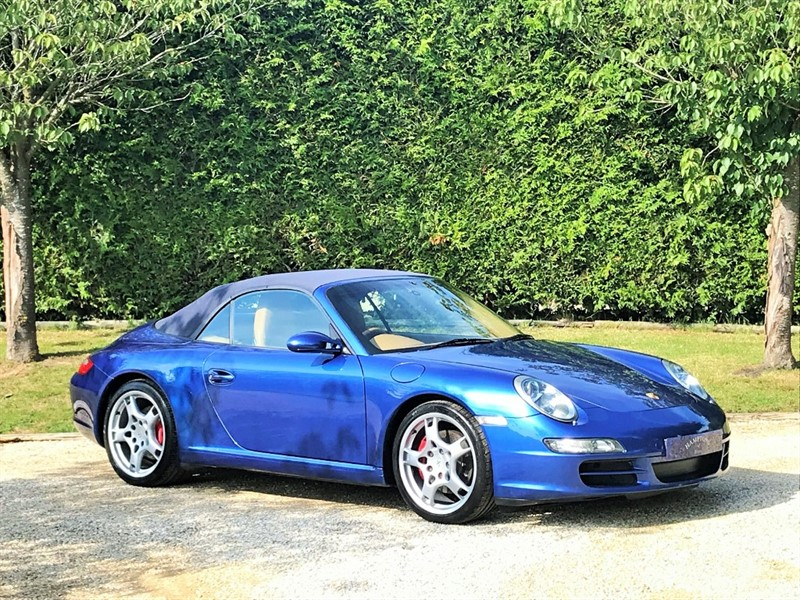 used Porsche 911 CARRERA 2S in surrey