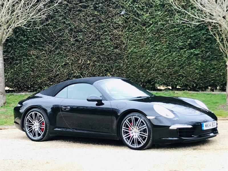 used Porsche 911 CARRERA S PDK in surrey