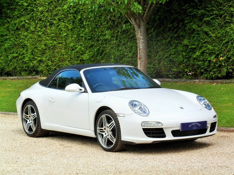 used Porsche 911 CARRERA 2 PDK in surrey