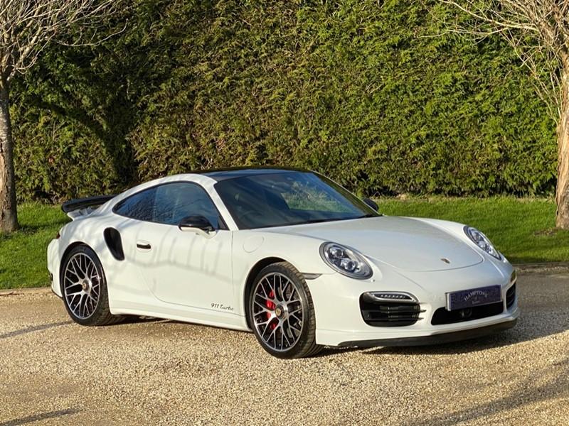 used Porsche 911 TURBO PDK in surrey