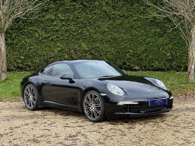 used Porsche 911 CARRERA S PDK in surrey