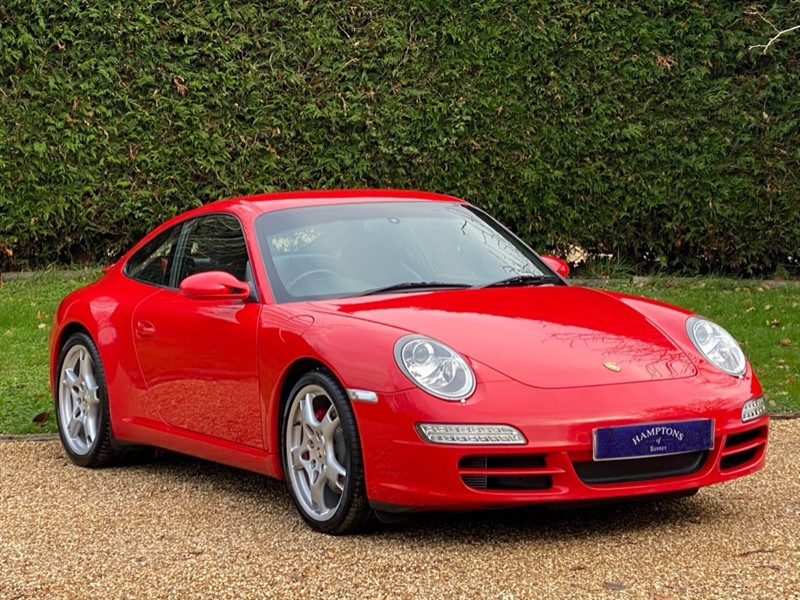 used Porsche 911 CARRERA 2S in surrey