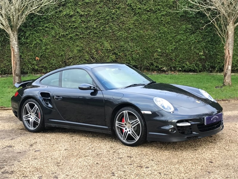 used Porsche 911 TURBO in surrey
