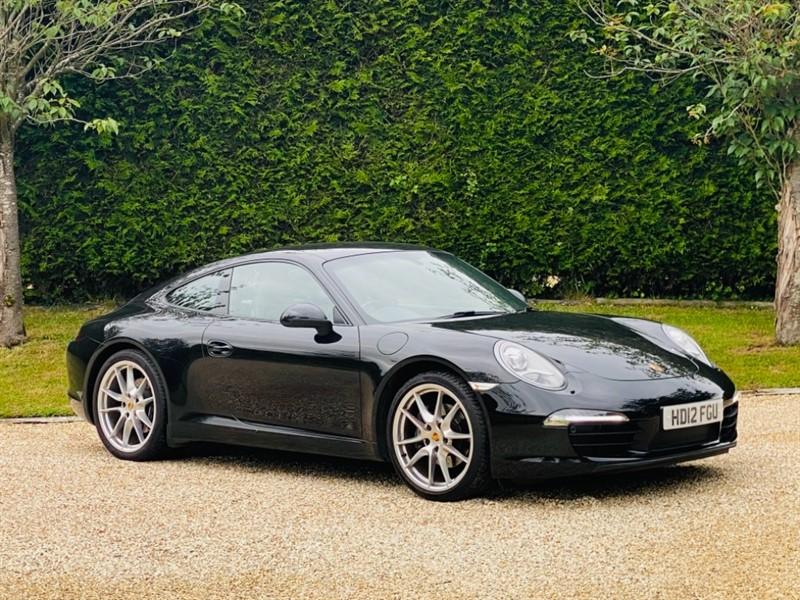 used Porsche 911 Carrera in surrey