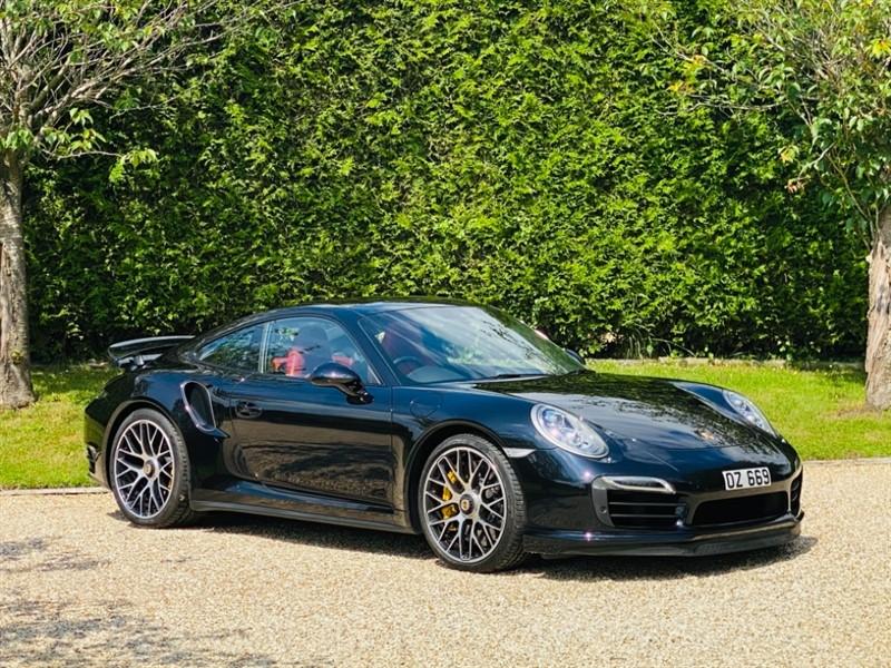 used Porsche 911 TURBO S PDK in surrey