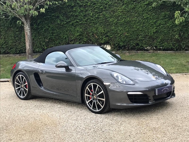 used Porsche Boxster 24V S PDK in surrey