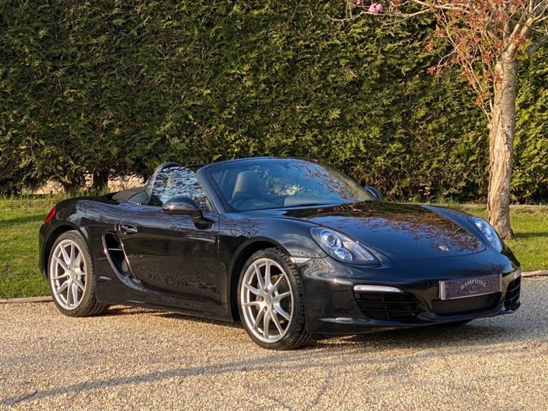 used Porsche Boxster 24V in surrey