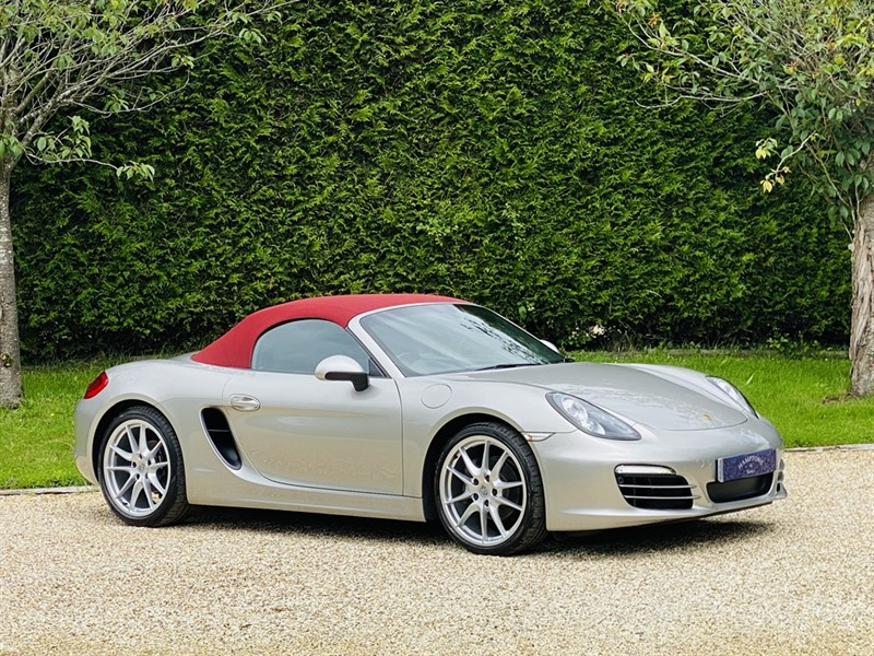 used Porsche Boxster 24V PDK in surrey
