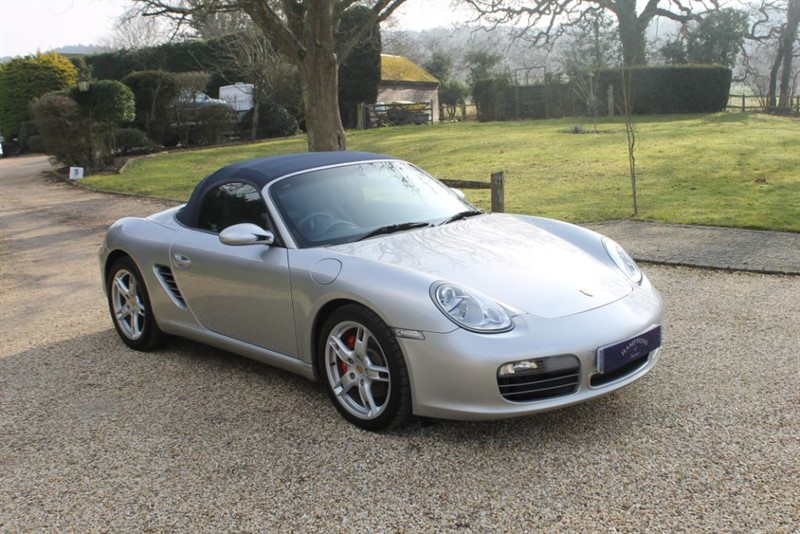 used Porsche Boxster 24V S in surrey