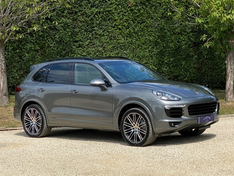 used Porsche Cayenne D V8 S TIPTRONIC S in surrey