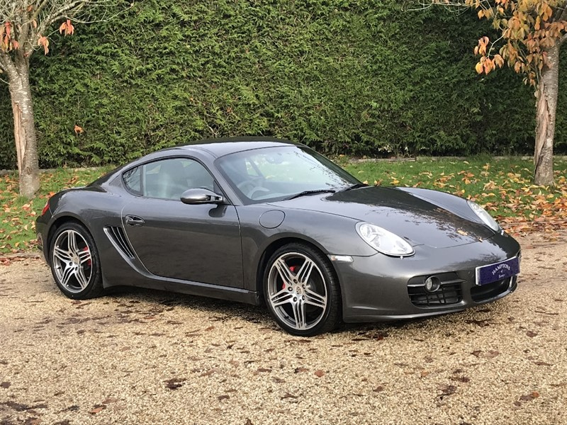 used Porsche Cayman 24V S in surrey