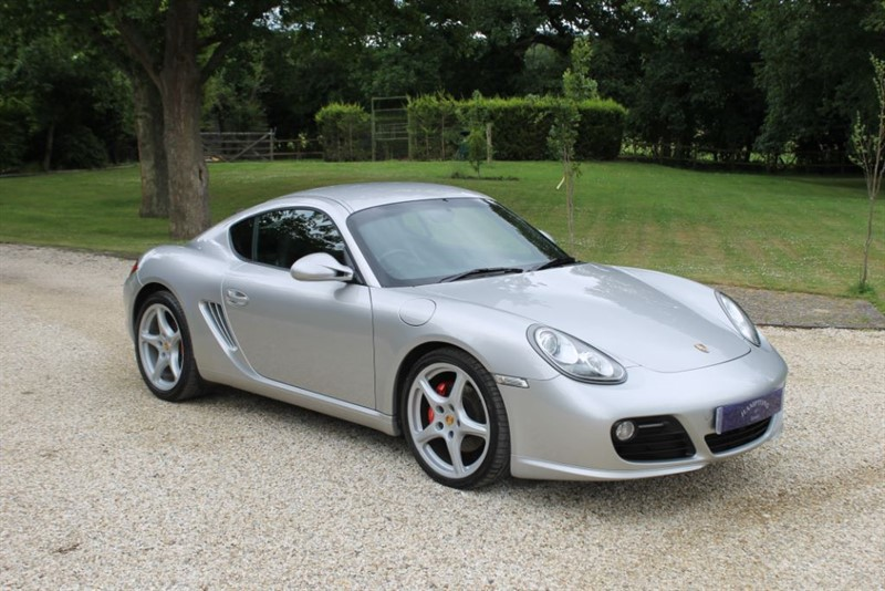 used Porsche Cayman 24V S PDK in surrey