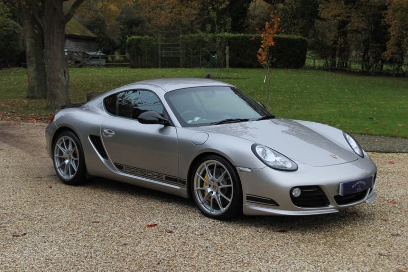 used Porsche Cayman R in surrey