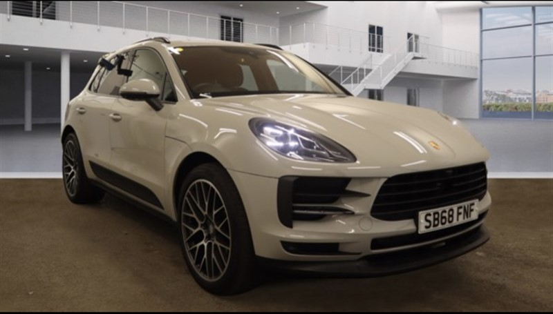 used Porsche Macan PDK in surrey