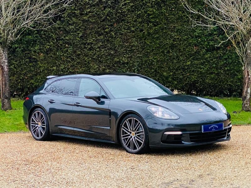 used Porsche Panamera 4S SPORT TURISMO PDK in surrey