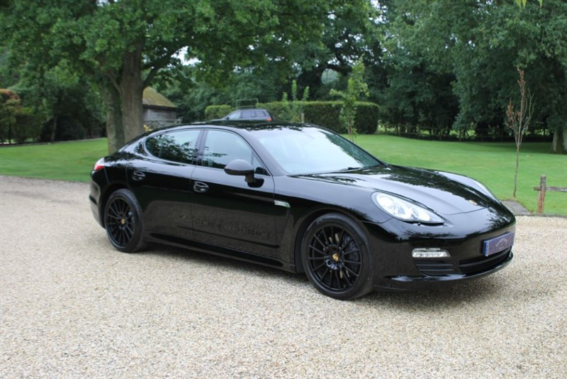 used Porsche Panamera V6 PDK in surrey