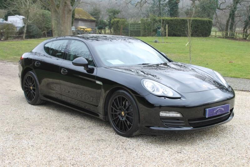 used Porsche Panamera V6 PDK in surrey