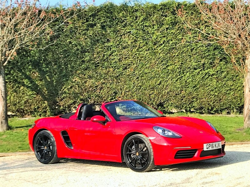 used Porsche  BOXSTER PDK in surrey
