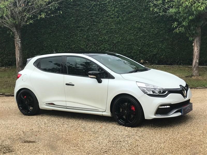 used Renault Clio RENAULTSPORT NAV TROPHY in surrey