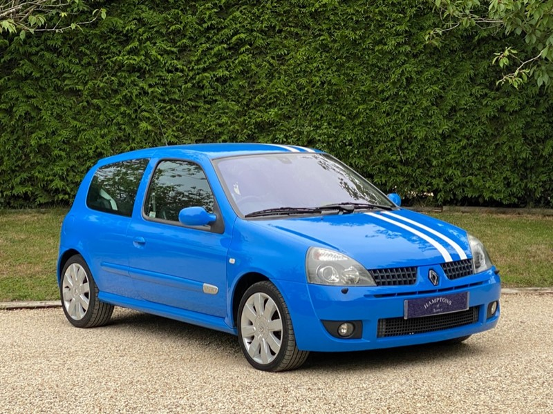used Renault Clio RENAULTSPORT 182 16V in surrey