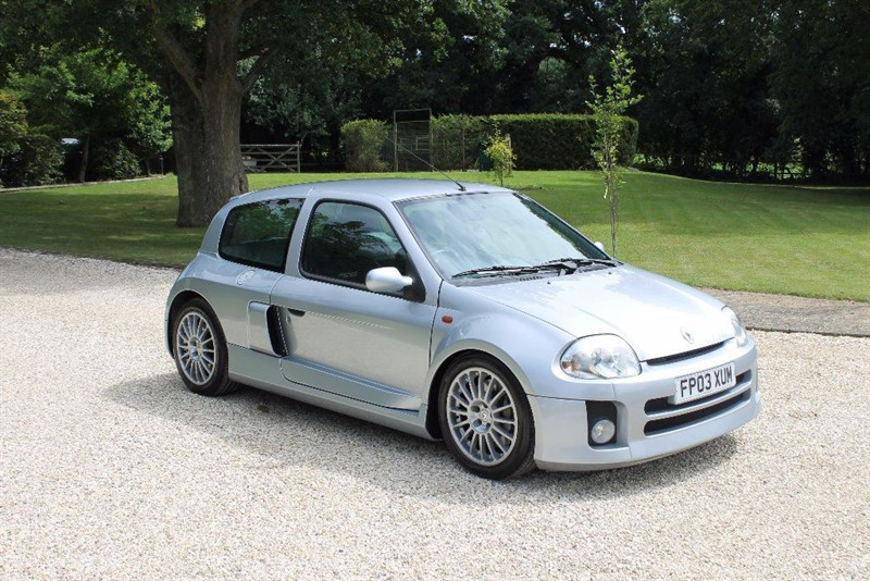 used Renault Clio RENAULTSPORT V6 in surrey